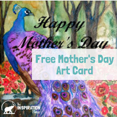 Free Mother's Day Art Card