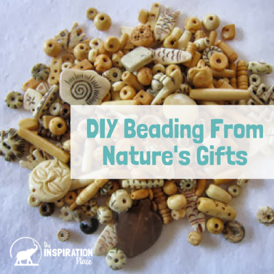 DIY Beading From Nature's Gifts