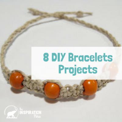 8 DIY Bracelets Projects