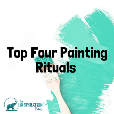Top Four Painting Rituals