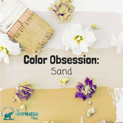 Color Obsession: Sand