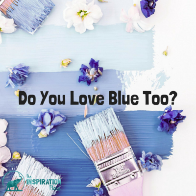 Do you love blue too?