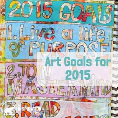 Art Goals for 2015