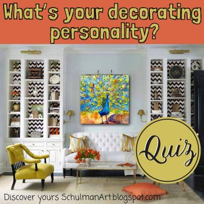 What is your decorating personality?