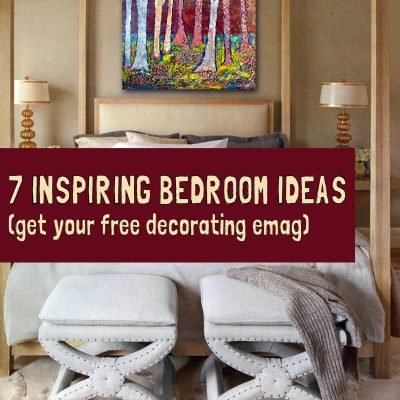 7 Cozy Bedroom Decorating Ideas