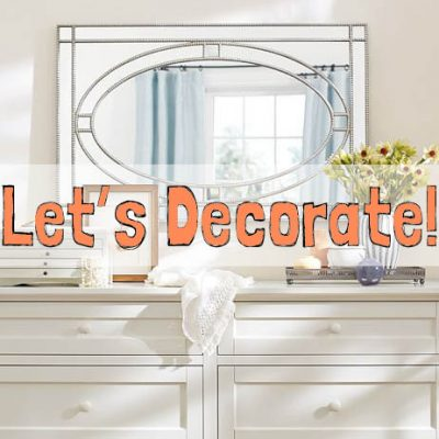 bring happiness into your decorating