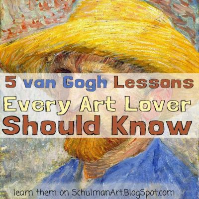 5 van Gogh Lessons Every Art Lover Should know