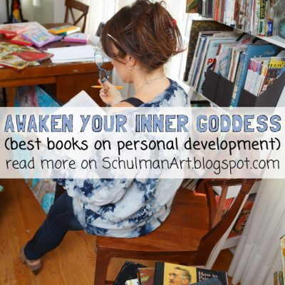 Awaken Your Inner Goddess (5 best personal development books)