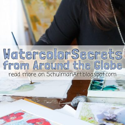 Watercolor Secrets from Around the Globe