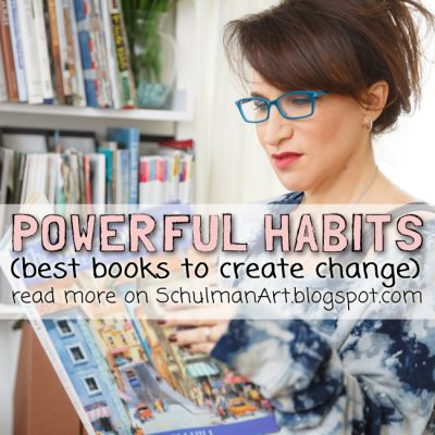 The Creative Habit (4 best books on powerful habits)