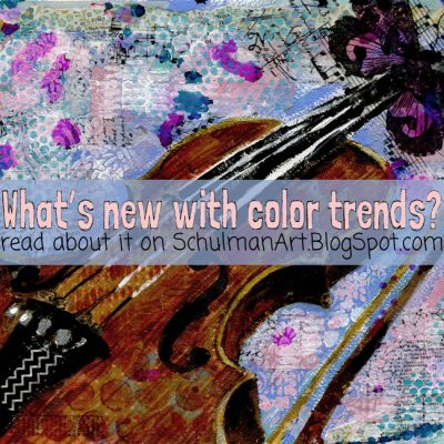 What's new with Color Trends (2016)