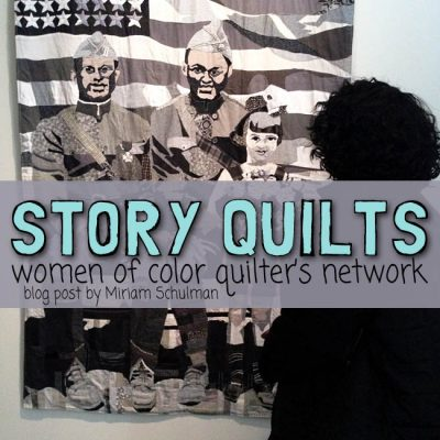 Story Quilts @thebrucemuseum
