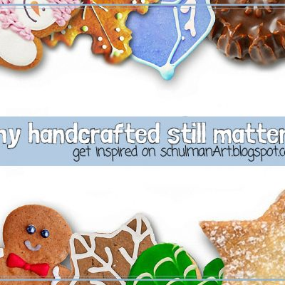 why handcrafted still matters