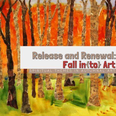 Spiritual Autumnal Art Themes