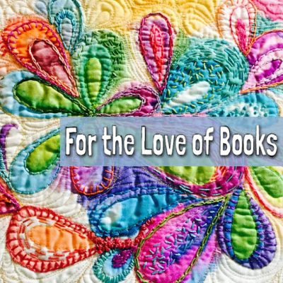 For the Love of Books [Artist Chat with Joanne Sharpe]