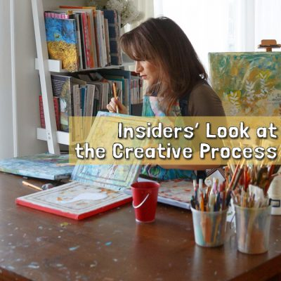 Insiders' Look at the Creative Process