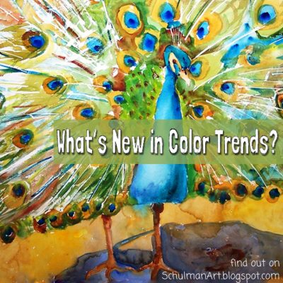 What's New in Color Trends for 2017?
