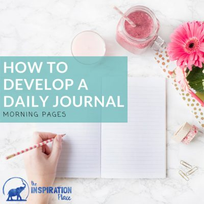 How to Develop a Daily Journal