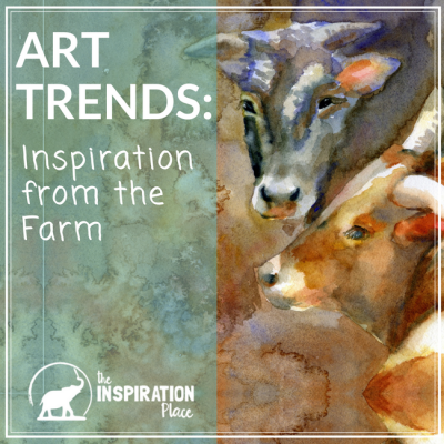 Art Trends: Inspiration from the Farm