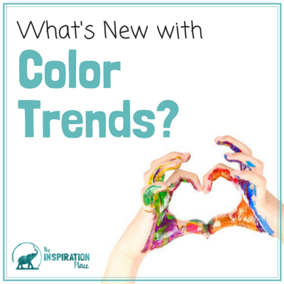 What's new for color trends in 2018