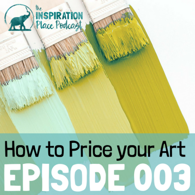 003 | How to Price your Art with Jeffrey Shaw