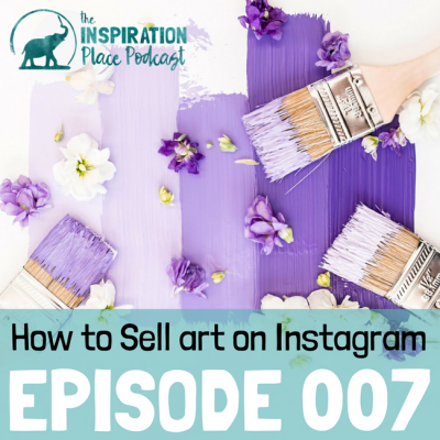 007 | How to Sell Art on Instagram with Tyler McCall