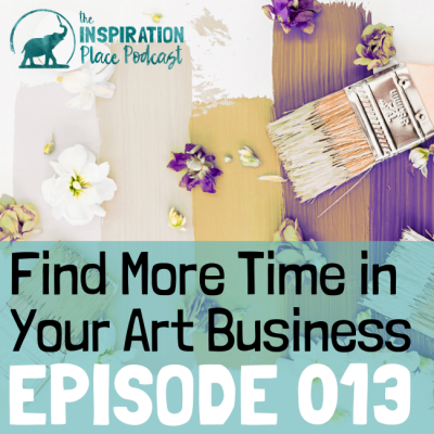 013: How to Find More Time (for Art) with Mike Michalowicz