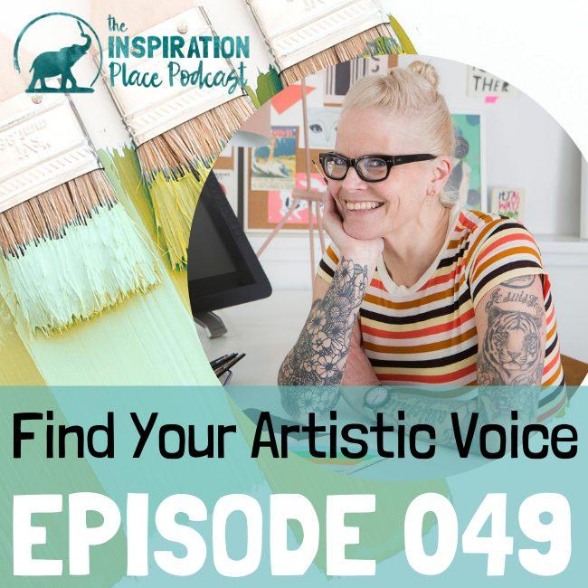 IP Podcast - episode 049 - Lisa Congdon