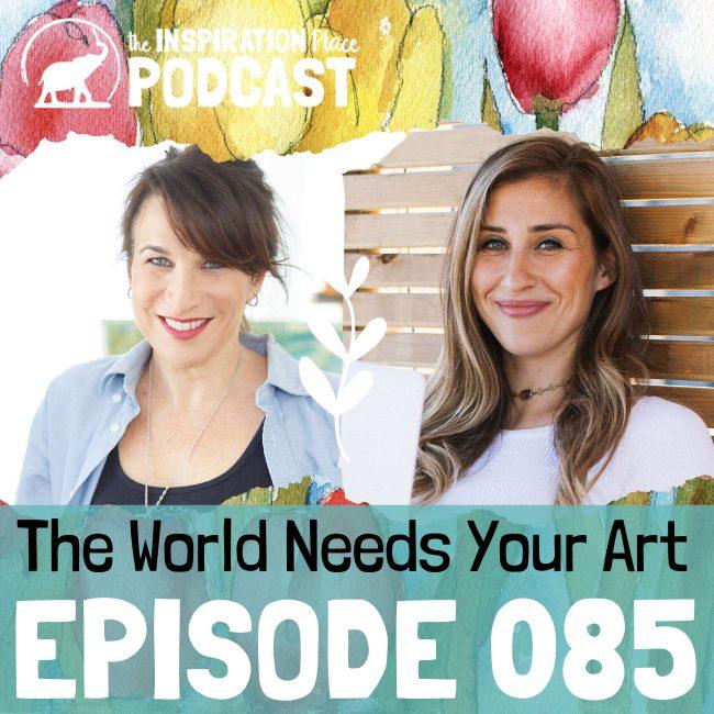 2020 IP Podcast - Episode 085 - Elise Darma - blog