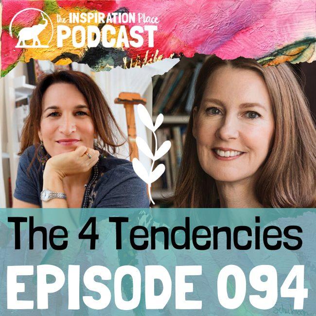 2020 IP Podcast - Episode 094 - Gretchen Rubin - blog