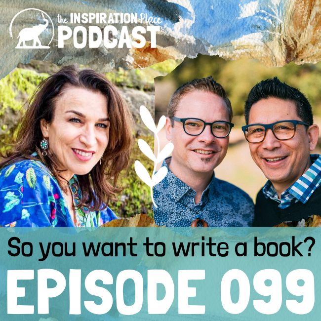 2020 IP Podcast - Episode 099 - Azul Terronez & Steve Vannoy - blog
