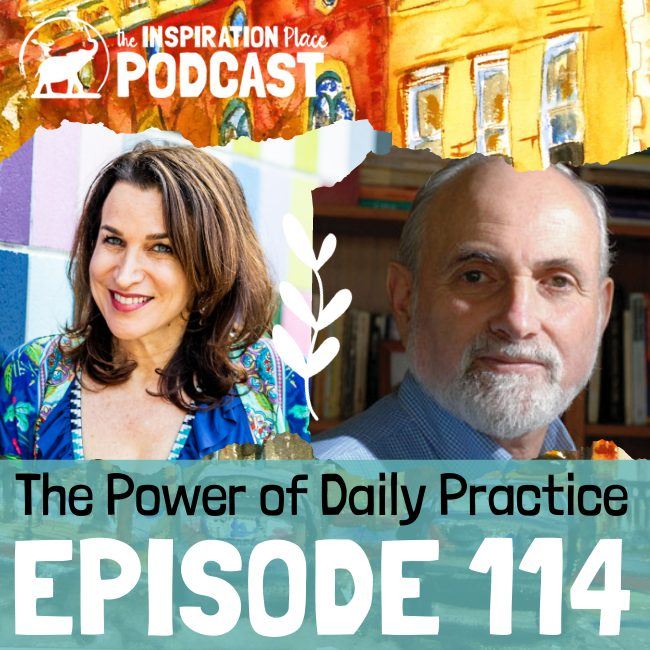 2020 IP Podcast - Episode 114 - Eric Maisel - blog