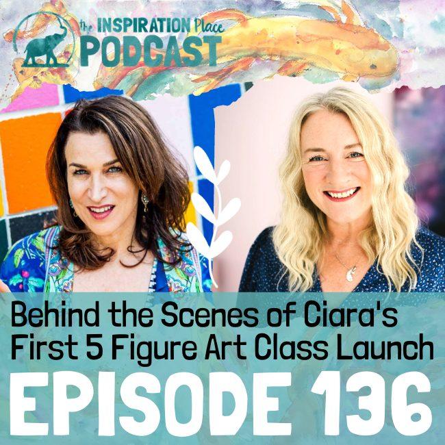 2021 IP Podcast - Episode 136 - Ciara Gilmore - blog