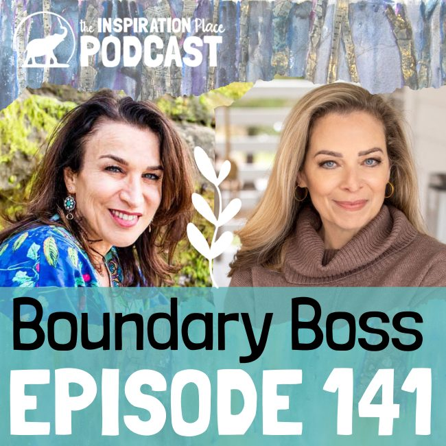 2021 IP Podcast - Episode 141 - Terri Cole - blog