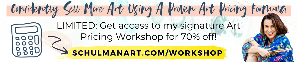 NEW thin banner - inspired art pricing workshop - banner ad (1)