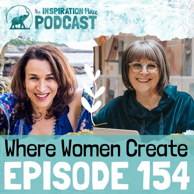 2021 IP Podcast - Episode 154 - Jo Packman - blog