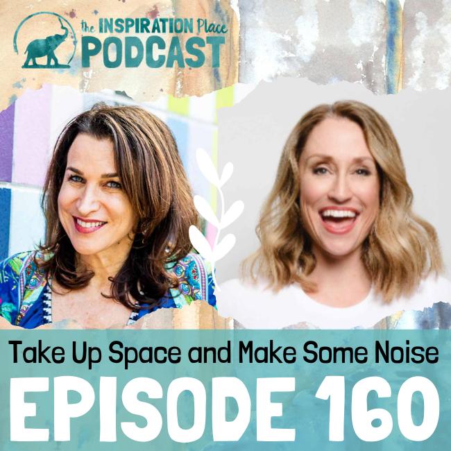 2021 IP Podcast - Episode 160 - Andrea Owen - blog